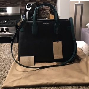 NWT Medium Burberry Banner Handbag